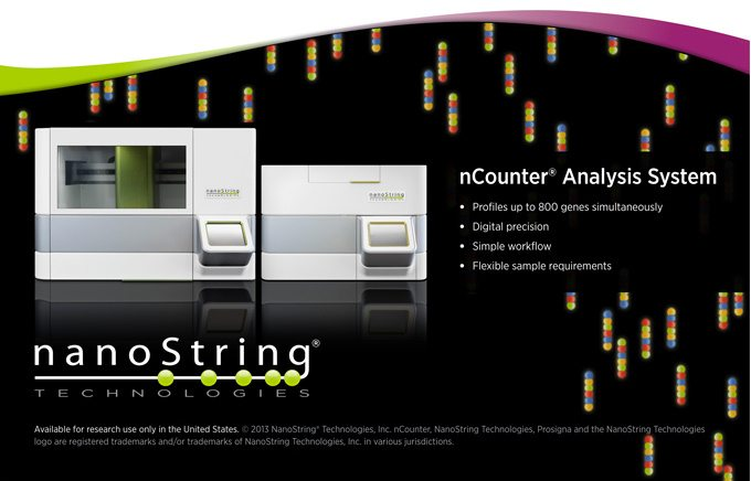 Biospy tissue analysis_Nanostring