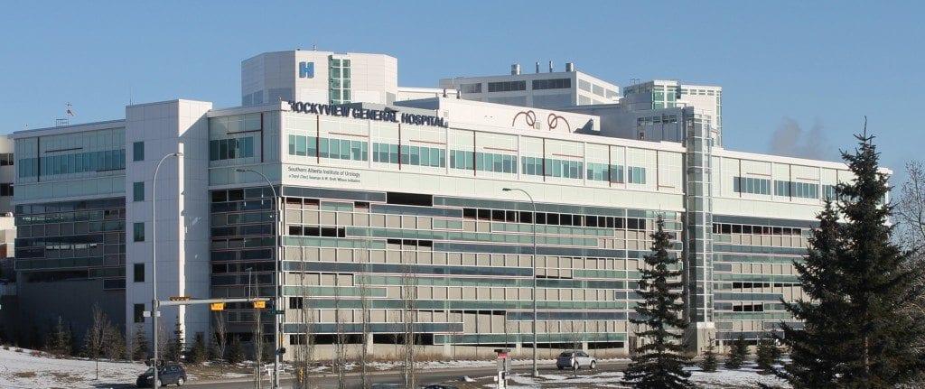 Rockyview_General_Hospital_Southern_Alberta_Institute_of_Urology